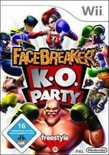 Facebreaker: K.O. Party           Nintendo Wii            !!!! NEU+OVP !!!!