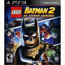 LEGO Batman 2: DC Super Heroes PS3 [Factory Refurbished]