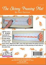 Skinny Pressing Mat by The Decorating Diva: 4 Inches Wide x 24 Inches Long
