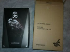 Hot Toys Star Wars: Episode 7 Captain Phasma. Never removed from box.