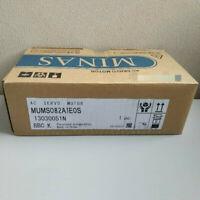 One New AC Servo Motor MUMS082A1E0S In Box