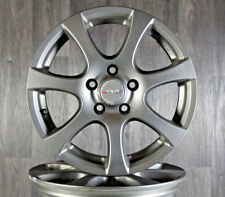 4x 16 Zoll GRAPHIT ALUFELGEN AUDI A3 Seat Leon 5F VW Golf 6 7 7x16 ET48 5x112
