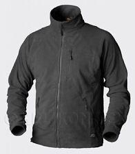 HELIKON TEX ALPHA GRID LWH Outdoor Freizeit FLEECE JACKE Jacket schwarz black XL