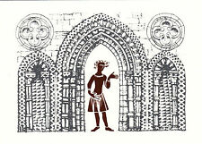 (20048) Ely Cathedral - Royal Mail 1989 Christmas Card GC1(e)