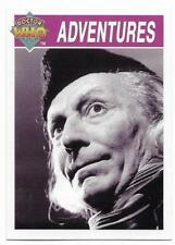 1995 Cornerstone DR WHO Base Card (114) Adventures