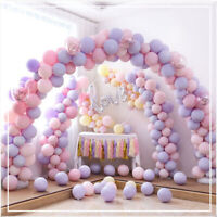 30PCS 5Inch Macaron Latex Balloons Baby Shower Kid Birthday Wedding Party Decor