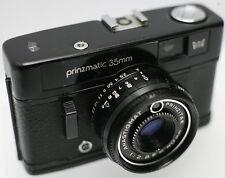Cool Lo-Fi Lomo - Prinzmatic 35mm Film Camera w/ 40mm F2.8 Prime Lens Lomography