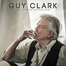 GUY CLARK CD - BEST OF THE DUALTONE YEARS [2 DISCS](2017) - NEW UNOPENED