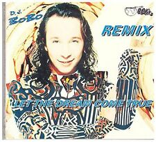 DJ Bobo Let the dream come true-Remix (1994, digi) [Maxi-CD]