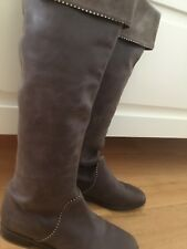 French connection Long Boots Size 6