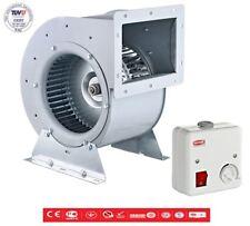 Gastro Airbox Radialventilator Gebläse Axial Radialgebläse 2200m³+Drehzahlregler