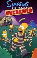 Simpsons Comics Unchained (Simpsons Comics Compilations) by Matt Groening