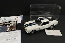 FRANKLIN MINT Shelby Mustang 350 GT 1965 1:24 Mint Condition (228)