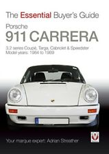 Porsche 911 Carrera 3.2 the Essential Buyers Guide book paper 1984 to 1989