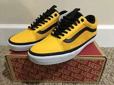 Vans X The North Face Old Skool MTE DX Yellow Black Size 9 New With Box