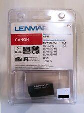 Lenmar DLZ321C (Canon NB-9L Replacement Battery)
