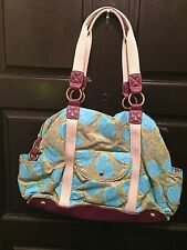 Vanessa Boulton (Venezuela) Nylon Multi-color Shoulder Bag