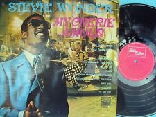 Stevie Wonder ORIG NZ LP MY cherie amour VG+ '69 Tamla Motown STMLM6042 Soul