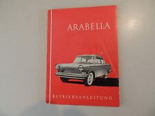 LLoyd Arabella Betriebsanleitung Bedienungsanleitung Handbuch