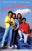 Oak Ridge Boys American Dreams 1989 Cassette Country Folk Rock Western
