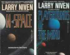 N-Space & Playgrounds of the Mind - Two big SF collections by Larry Niven
