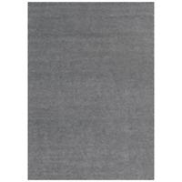 Indoor Outdoor Area Rug Grey Gray Floor Carpet Deck RV Office Ground Mat 6x8 ft