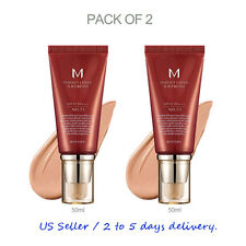 MISSHA M Perfect Cover BB Cream #23 50ml SPF42 PA+++, Pack of 2, US Seller