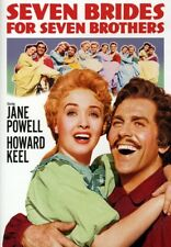 Seven Brides for Seven Brothers [New DVD] Full Frame, Repackaged, Eco Amaray C