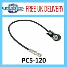 PC5-120 JEEP GRAND CHEROKEE 1999 - 2005 STEREO RADIO AERIAL ADAPTOR MAST ANTENNA