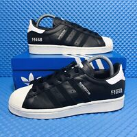 Adidas Superstar (Men's Size 6 = Women's Size 7.5) Athletic Casual Sneaker Shoe