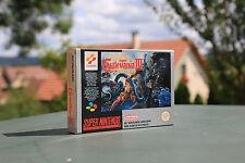 Super Castlevania 4 IV - PAL FAH - SNES Super Nintendo - Complet - TBE