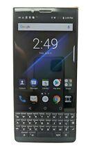BlackBerry key 2 Le 64 Gb Unlocked Gsm Android 4G Gray Smartphone Fair