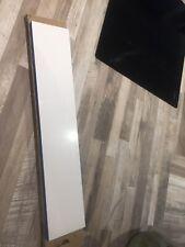 OVEN FILLER PANEL GLOSS WHITE PACK H 115mm x 597mm