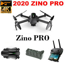 Hubsan Zino PRO 4K UHD Drone W/ GPS 5G WIFI FPV Brushless 3Axis Gimbal+ Battery