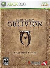 The Elder Scrolls IV: Oblivion -- Collector's Edition (Microsoft Xbox 360, 2006)