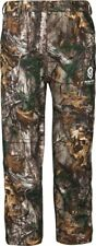 ScentLok Prevent Waterproof Non-Insulated Hunting Pants RealTree Xtra Mens Sz XL