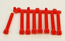 SLEC RC M5x38mm Red Nylon Wingfix Bolts) - SL097B