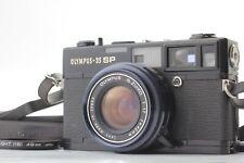 【EXC+++++】OLYMPUS 35 SP Black 35mm Rangefinder Film Camera From Japan 246