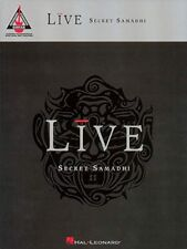 "LIVE ""SECRET SAMADHI"" GUITAR TAB/VOCAL MUSIC BOOK-BRAND NEW ON SALE SONGBOOK!!"