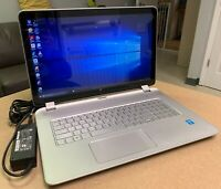 HP ENVY M7 Intel Core i7-4710HQ 2.50GHz 1TB 8GB Beats Win 10 Pro Notebook 17.3""