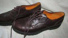 TIMBERLAND WATERPROOF BROWN LEATHER LOAFERS SHOES MENS SIZE 10