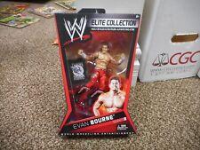 Evan Bourne series 8 Elite MIB MOC SEALED box WWE 2010 figure Mattel ring attire