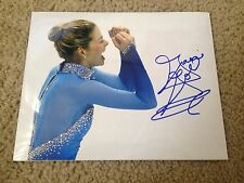 Gracie Gold Autographed 8x10 Photo 2014 Sochi Olyimpics Team USA PROOF