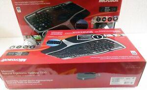 Microsoft Natural Wireless Ergonomic Keyboard 7000 - FRENCH VERSION