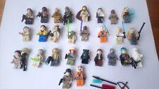 LEGO Star Wars Mini Figures lot b