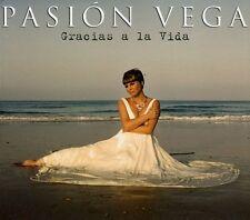Pasi n Vega, Pasion Vega - Gracias a la Vida [New CD]