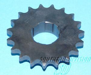 BSA sprocket 19 teeth C15 B40 distributer model 428 chain 40-3123 Ritzel SPR-C15