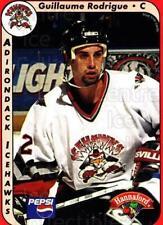 1999-00 Adirondack IceHawks #12 Guillaume Rodrigue
