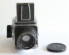 Hasselblad 500 CM + Planar 2.8 80 mm