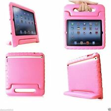 Shock Proof EVA Foam Kids Handle Case Cover For Apple iPad 2/3/4 - Light Pink UK